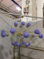 Murano Chandelier - Can Be Made In Any Color
