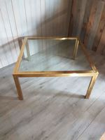 Brass End Tables (2 Available)