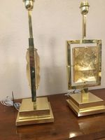 Pair of Murano Lamps (Choice of 2 Colors)