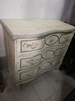 19th C. Lacquered Commode