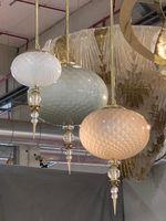 Murano Chandelier (3 Sizes Available)