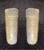 Pair of Murano Sconces (1 Pair Only)