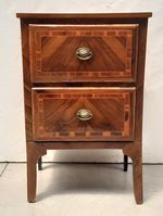 Small 18th C. Commode