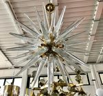Murano Chandelier (2 Sizes Available)